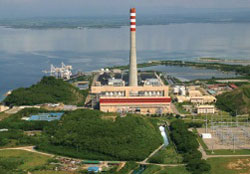 coal-fired power plant image