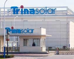 Trina Solar News