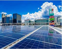 Dubai's ENOC opens first solar-powered service station in