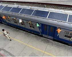 solar-powered