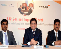 Rosneft and partners complete US$12 bn buy of India's Essar