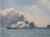 Burning-Iranian-oil-tanker