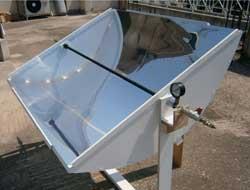Solar-steam