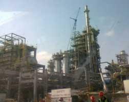 Saudi refinery debottlenecking