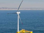 floating offshore wind farm