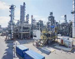 OMV-refineries