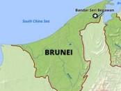 Map-Brunei