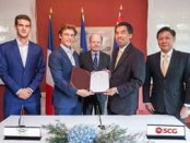 Ciel & Terre and SCG to develop floating hydro solar system in Thailand