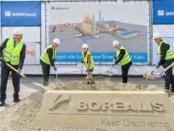 Borealis breaks ground on new facility for propylene in Belgium