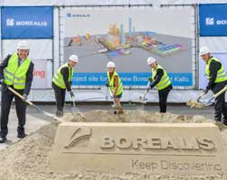 Borealis breaks ground on new facility for propylene in Belgium