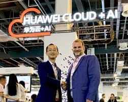 Singapore tech company and Huawei Cloud to support Asia's gas sector