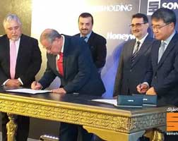 Sonatrach proceeds with US$1.4 bn Turkish petrochemical complex