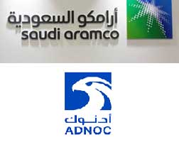 Indian jv refinery project with Aramco/ADNOC estimated at US$70 bn