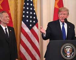 US offers olive branch to China in trade deal truce