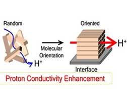 proton-conductive