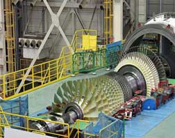 MHPS captures large share of global gas turbine market