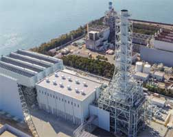 World's largest gas turbine commercialised
