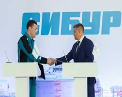 Sibur kick-starts building of Amur Gas chemical complex