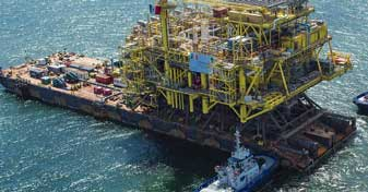 McDermott awarded contract by Delta for gas pipeline in Vietnam