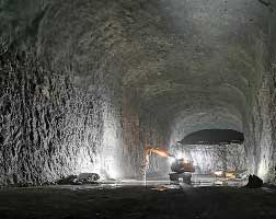 Borealis commissions EUR25 mn naptha cavern in Finland