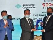 Eneos, Sumitomo partner in hydrogen gas plant in Malaysia