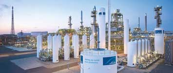 Linde and Evonik offer solution for extracting hydrogen from natural gas