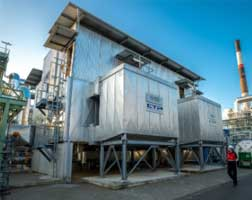 Lanxess inaugurates nitrous oxide reduction plant in Antwerp