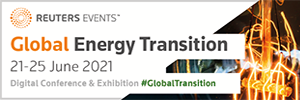 Global Energy Transition banner ad