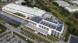 Intel Malaysia operates largest solar farm outside of US