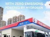 Sinopec aiming for China's first green hydrogen project in 2022 in Mongolia
