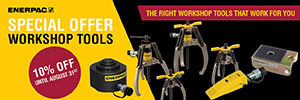 Enerpac banner ad